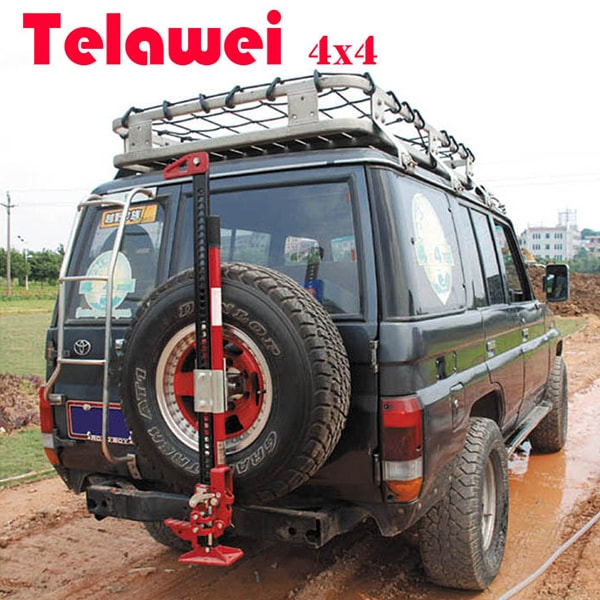 Telawei Roof Rack, Roof Top Tents
