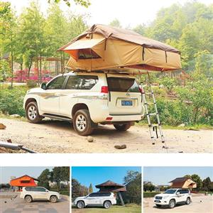 Telawei Roof top Tent & Annex