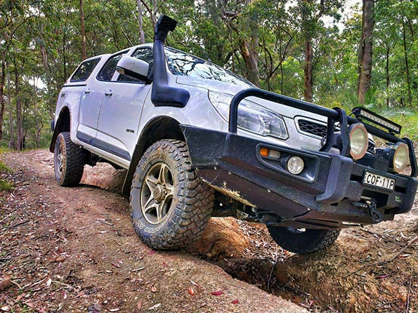 Telawei 4x4 Snorkel Kits for HOLDEN COLORADO RG 4WD & SUV S176A
