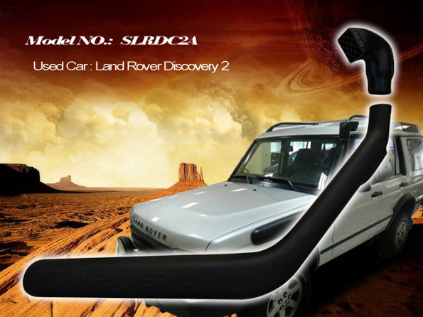 Telawei 4x4 Snorkel Kits for Land Rover Discovery 2 03