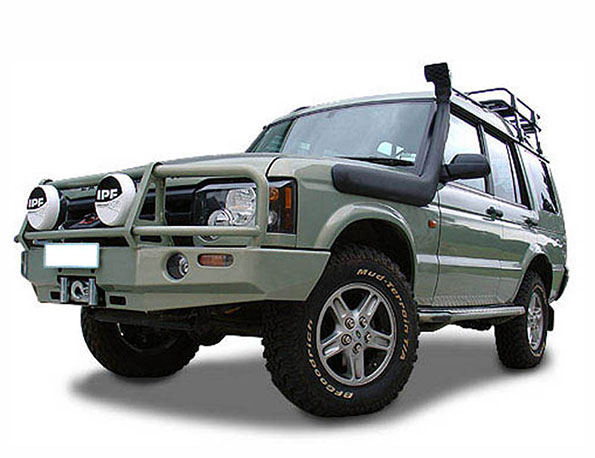 Telawei 4x4 Snorkel Kits for Land Rover Discovery 2 04