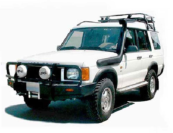 Telawei 4x4 Snorkel Kits for Land Rover Discovery 2 05