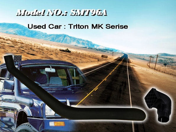 Telawei 4x4 Snorkel Kits for Mitsubishi Triton MK Series SMT96A